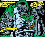 Victor von Doom (Earth-616) from Fantastic Four Vol 1 16 0001