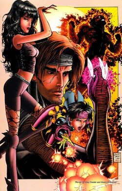 X-Men Age of Apocalypse One Shot Vol 1 1 Pinup 003