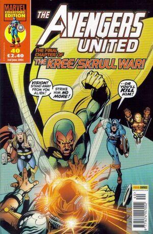Avengers United Vol 1 40