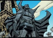 Gray Gargoyle Fear Itself the Worthy Vol 1 4