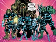 Howling Commandos (S.H.I.E.L.D.) (Earth-616) from Howling Commandos of S.H.I.E.L.D. Vol 1 4 001