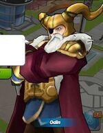Odin Borson (Earth-TRN562) from Marvel Avengers Academy 001