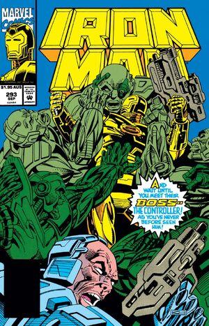 Iron Man Vol 1 293