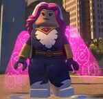 Melissa Gold (Earth-13122) from LEGO Marvel's Avengers 0001
