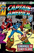 Captain America Vol 1 240