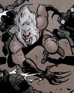 Victor Creed (Earth-11080) from Marvel Universe Vs. The Punisher Vol 1 3 0001
