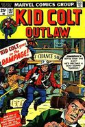Kid Colt Outlaw Vol 1 182