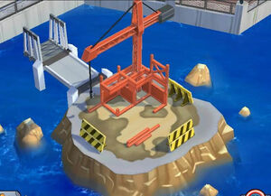 Raft from Marvel Avengers Academy 001