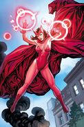 Wanda Maximoff (Earth-616) from Avengers vs. X-Men Vol 1 0 0001
