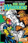 New Warriors Vol 1 17