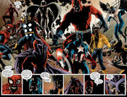 Zombies (Earth-2149) from Marvel Zombies Vol 1 1 0001