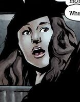 Katherine Pryde (Earth-90214) from X-Men Noir Mark Of Cain Vol 1 4 0001