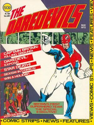 Daredevils Vol 1 5