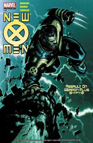 New X-Men Vol 1 145