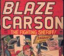 Blaze Carson Vol 1 1