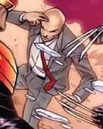 Charles Xavier (Earth-616) from Wolverine and the X-Men Vol 1 18