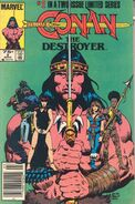 Conan the Destroyer Movie Special Vol 1 2