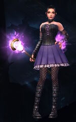 Nico Minoru (Earth-TRN012) from Marvel Future Fight 001