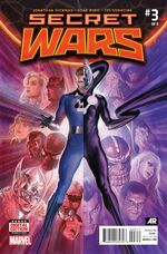 Secret Wars Vol 1 3