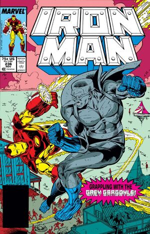 Iron Man Vol 1 236