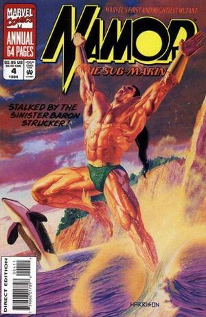 Namor the Sub-Mariner Annual Vol 1 4