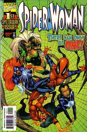 Spider-Woman Vol 3 1