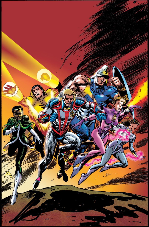 Strikeforce Morituri (Earth-1287) - Marvel Database ...
