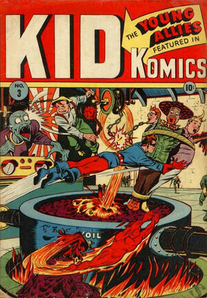 Kid Komics Vol 1 3