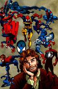 Ben Reilly (Earth-616) from Sensational Spider-Man Vol 1 0 0001