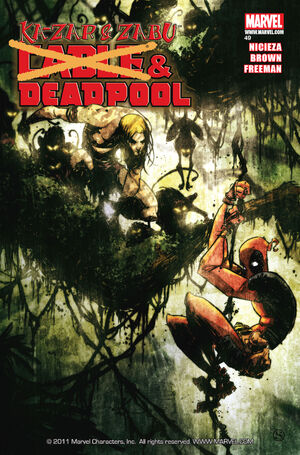 Cable & Deadpool Vol 1 49