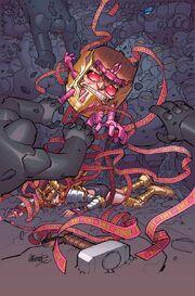 M.O.D.O.K. Assassin Vol 1 4 Textless