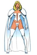 Emma Frost (Earth-616) from Official Handbook of the Marvel Universe Master Edition Vol 1 36 0001