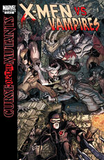 X-Men Curse of the Mutants - X-Men vs. Vampires Vol 1 2