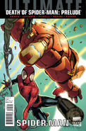 Ultimate Spider-Man Vol 1 153 Variant