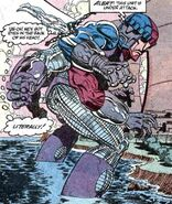 Tri-Sentinel (Earth-616) from Amazing Spider-Man Vol 1 329 0002