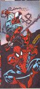 Peter Parker (Earth-616) and Peter Parker (Ben Reilly) (Earth-616) 001