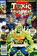 Toxic Crusaders Vol 1 5