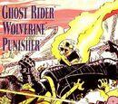 Ghost Rider/Wolverine/Punisher: Hearts of Darkness Vol 1 1