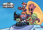Guardians of the Galaxy (Earth-71912) from Giant-Size Little Marvel AVX Vol 1 3 0001
