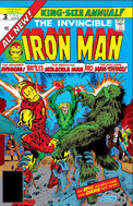 Iron Man Annual Vol 1 3