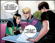 Young Avengers (Earth-616) from Young Avengers Vol 2 2 0001