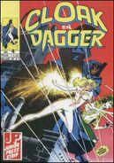 Cloak dagger nr 4 NL