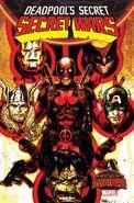 Deadpool's Secret Secret Wars Vol 1 1 Textless