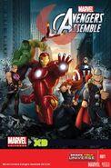 Marvel Universe Avengers Assemble Vol 1 1 Solicit
