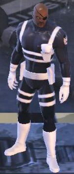 Nicholas Fury (Earth-TRN258) from Marvel Heroes (video game) 001