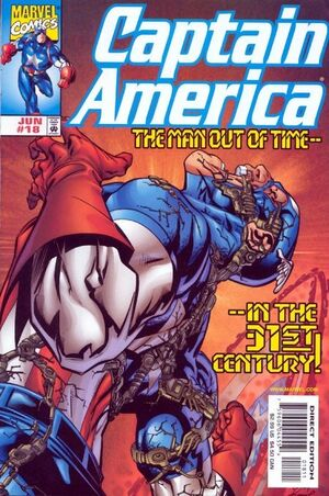 Captain America Vol 3 18