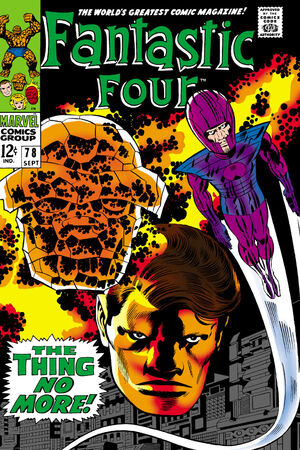 Fantastic Four Vol 1 78