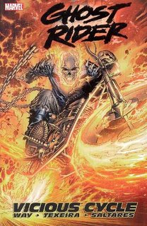 Ghost Rider Vicious Cycle TPB Vol 1 1