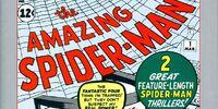 Marvel Milestone Edition: The Amazing Spider-Man Vol 1 1