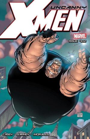 Uncanny X-Men Vol 1 402